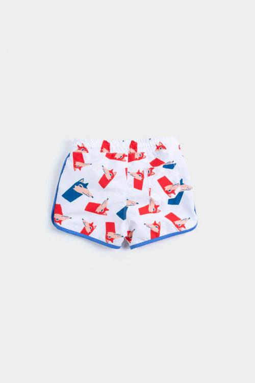 traje de baño Lobito images de dorso producto estampado con zorrito mexicano