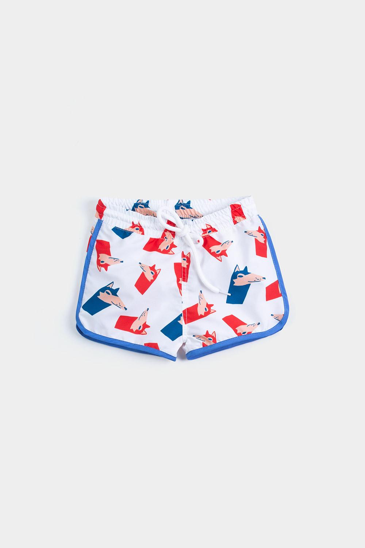 traje de baño Lobito images de frente producto estampado con lobos