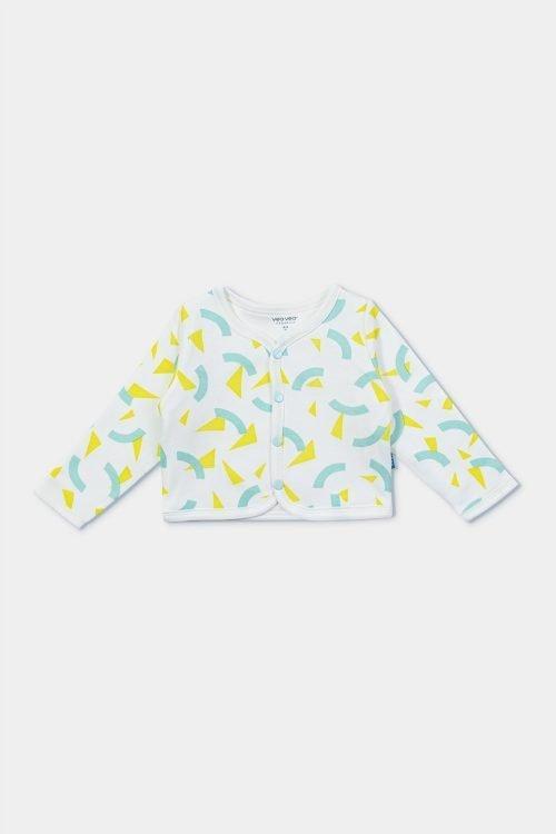 sweater para bebé de algodón orgánico, foto de producto