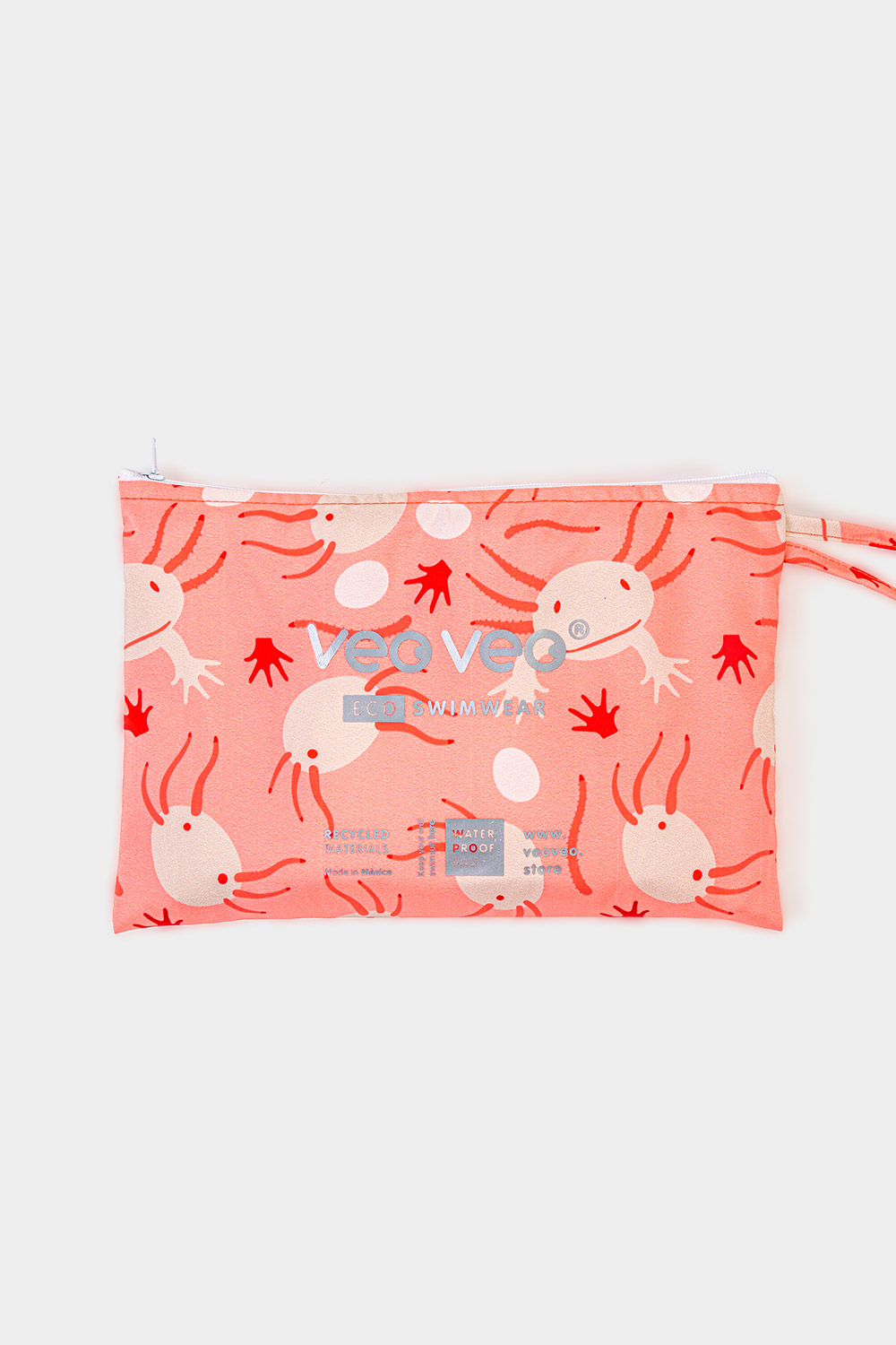 waterproof bag axolotl
