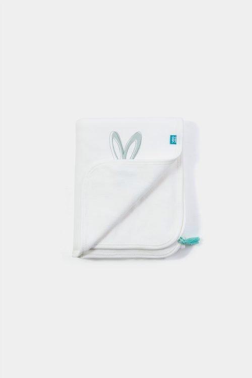 veoveo.store_organic_cotton_blanket_donkey_detail