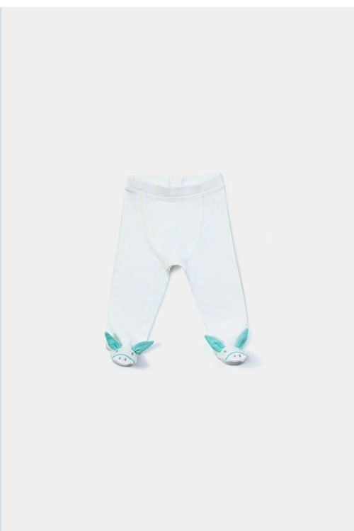 veoveo.store_ organic_cotton_donkey_footed_pants_ front