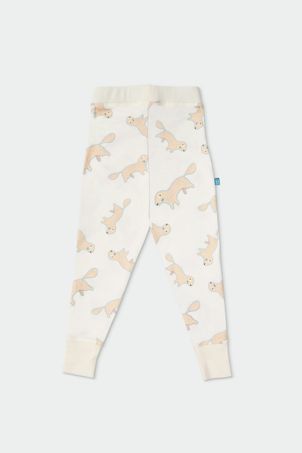 veoveo.store_kids-little-pairie-dog-pajama-bottom-back